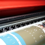 Печать Smart UV на пленке