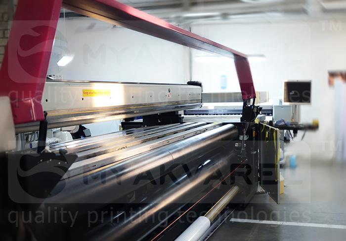 УФ-печать на листовых материалах