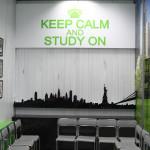 Оформление комнаты обучения 1