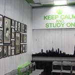 Оформление комнаты обучения 2
