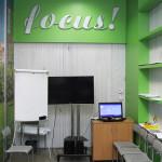 Оформление комнаты обучения 3