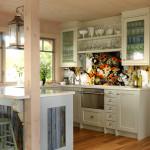стеклянные панели для кухонного фартука 8
