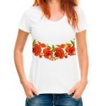 футболка украина петриковка