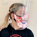 Защитный экран для лица-4